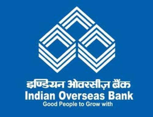 MOU with Indian Overseas Bank